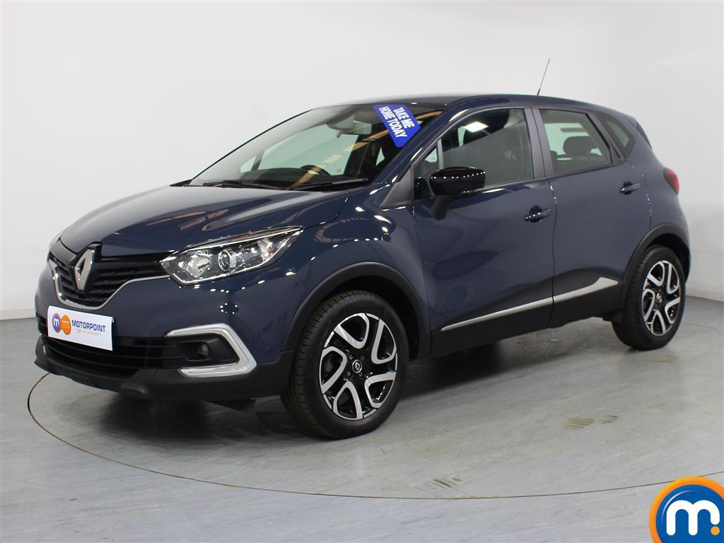 Renault Captur Dynamique Nav - Stock Number (1022466) - Passenger side front corner