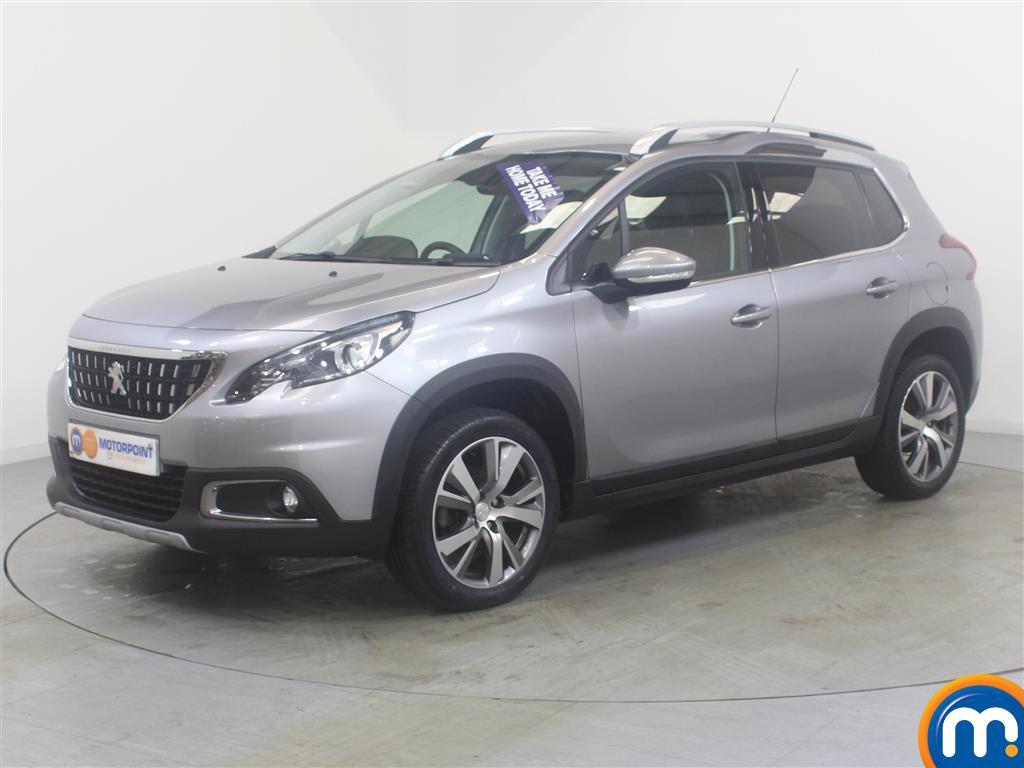 Peugeot 2008 Allure - Stock Number (1022260) - Passenger side front corner