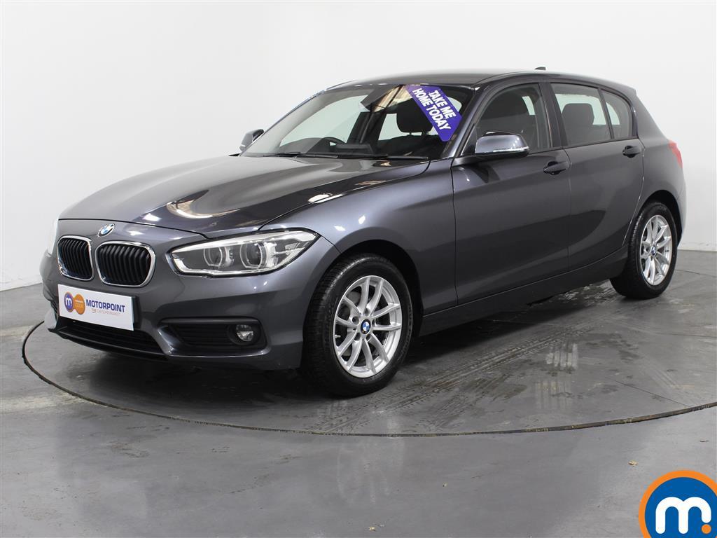 BMW 1 Series SE Business - Stock Number (1022576) - Passenger side front corner