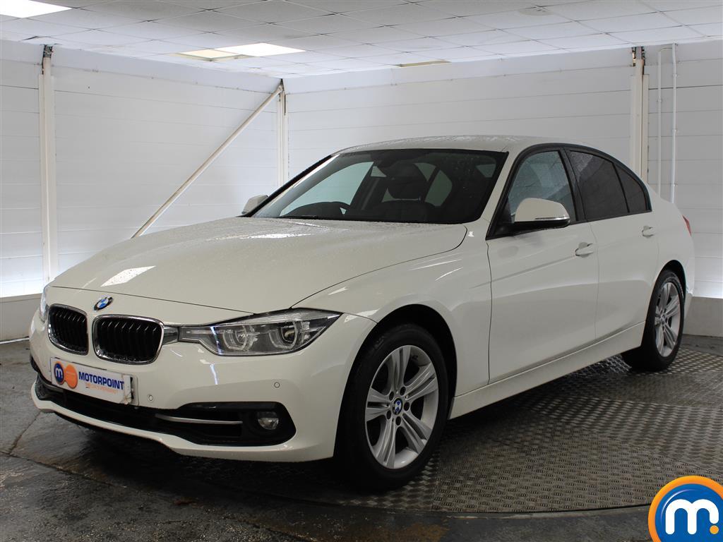 BMW 3 Series Sport - Stock Number (998922) - Passenger side front corner
