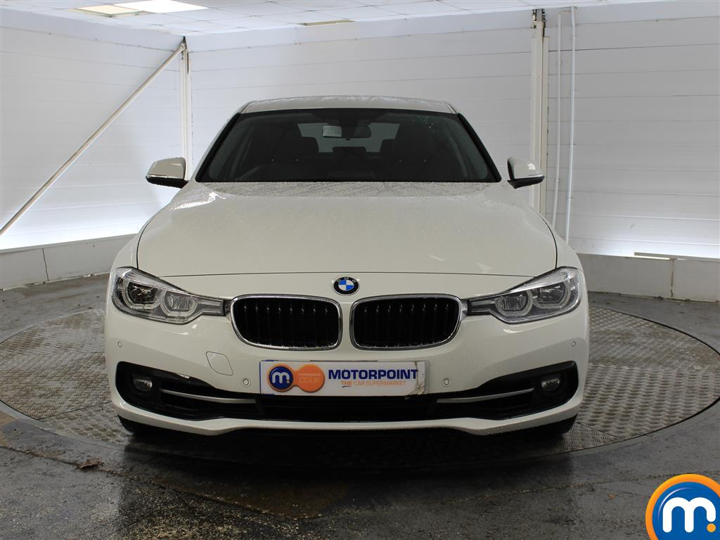 BMW 3 Series Sport Automatic Petrol Saloon - Stock Number (998922) - Front bumper