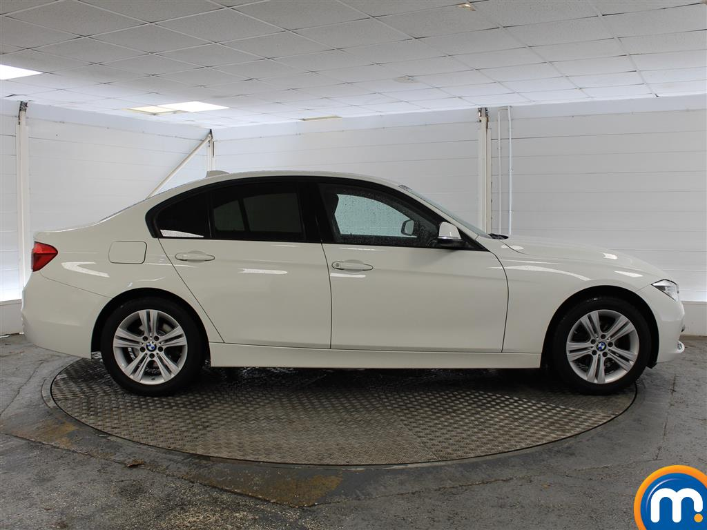 BMW 3 Series Sport Automatic Petrol Saloon - Stock Number (998922) - Drivers side
