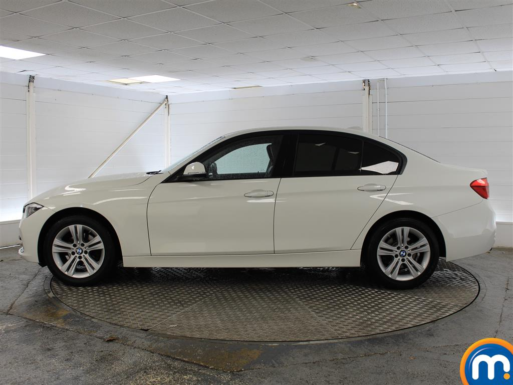 BMW 3 Series Sport Automatic Petrol Saloon - Stock Number (998922) - Passenger side