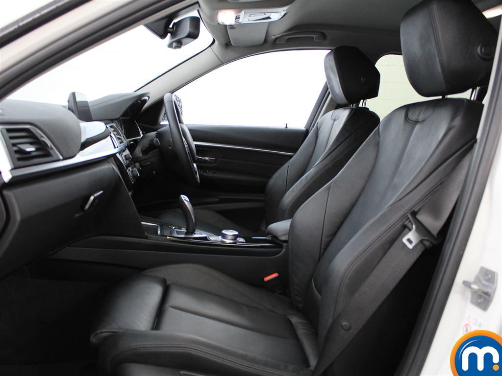 BMW 3 Series Sport Automatic Petrol Saloon - Stock Number (998922) - 1st supplementary image