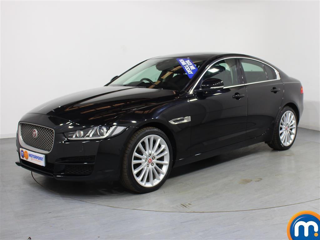 Jaguar XE Portfolio - Stock Number (1025111) - Passenger side front corner