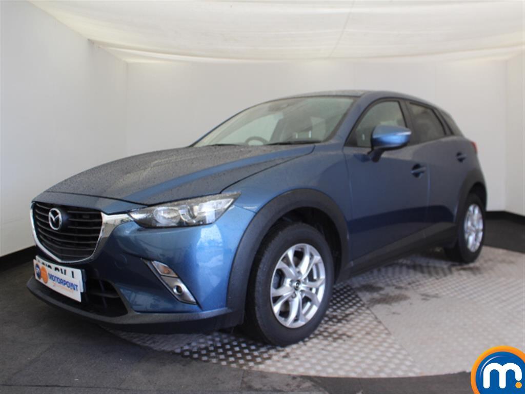 Mazda Cx-3 SE-L Nav - Stock Number (1020869) - Passenger side front corner