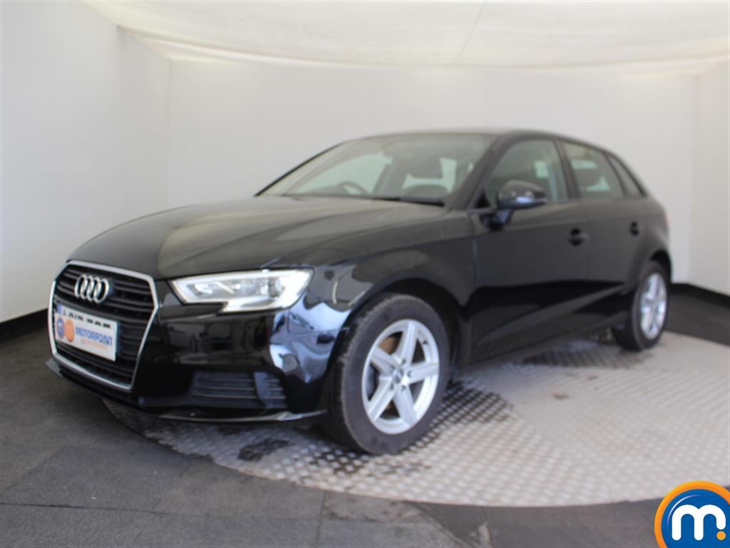Audi A3 SE - Stock Number (1024689) - Passenger side front corner
