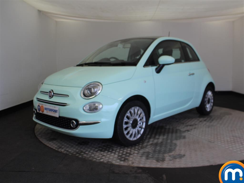 Fiat 500 Lounge - Stock Number (1028751) - Passenger side front corner