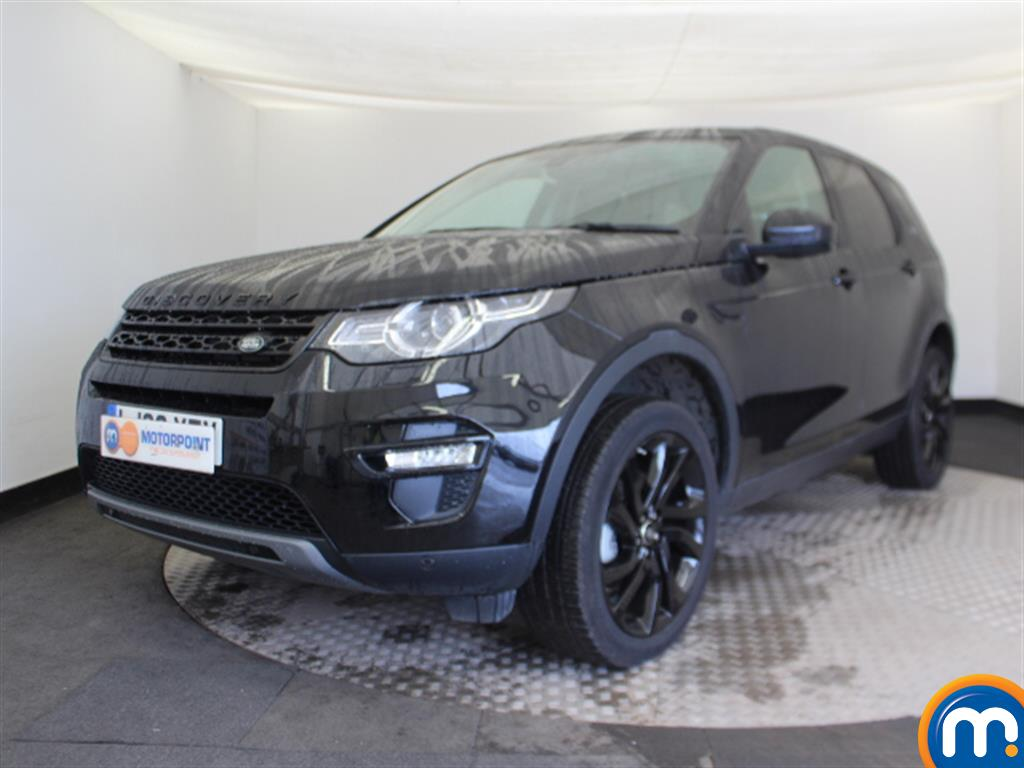 Land Rover Discovery Sport HSE - Stock Number (1022575) - Passenger side front corner