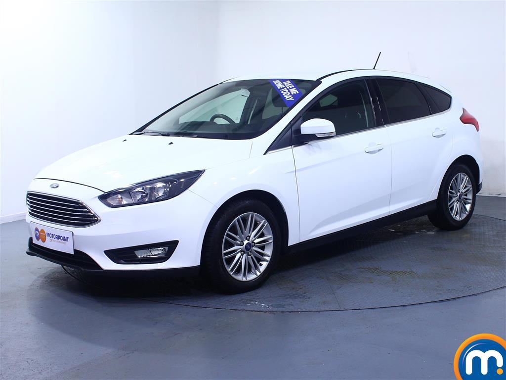 Ford Focus Zetec Edition - Stock Number (1026207) - Passenger side front corner