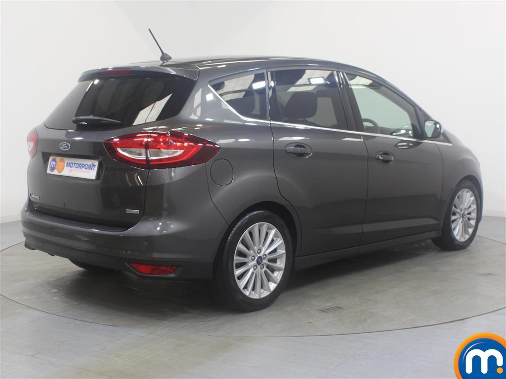Ford C-Max Titanium - Stock Number (1021643) - Passenger side front corner