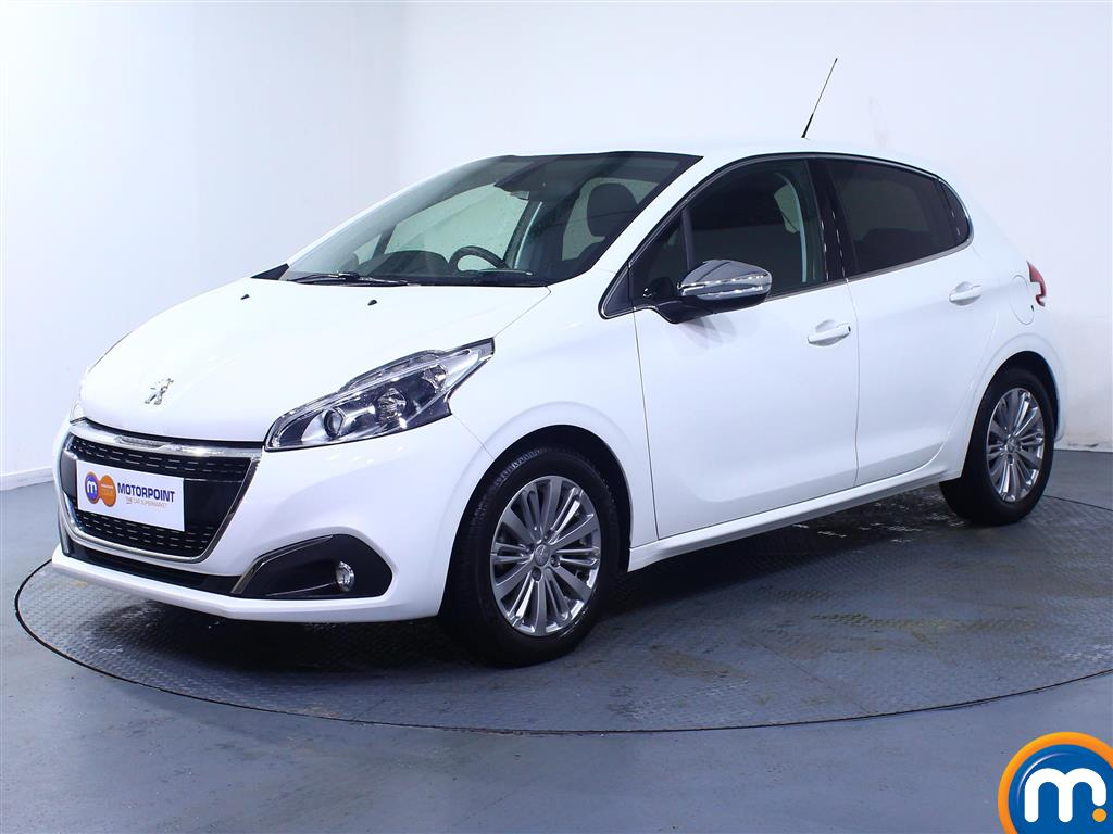 Peugeot 208 Allure - Stock Number (1015432) - Passenger side front corner