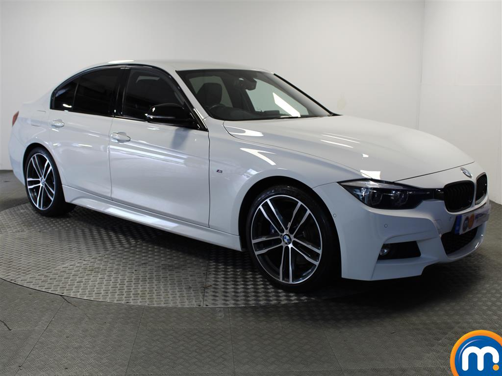 BMW 3 Series M Sport Shadow Edition - Stock Number (1002678) - Passenger side front corner