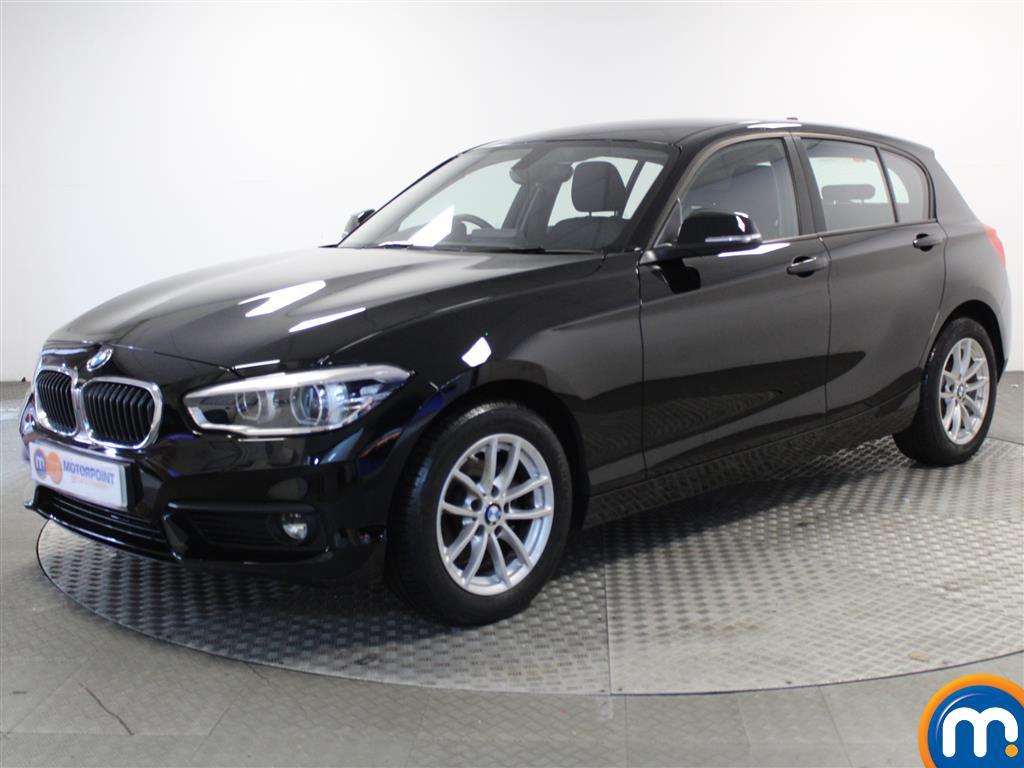 BMW 1 Series SE Business - Stock Number (1023866) - Passenger side front corner
