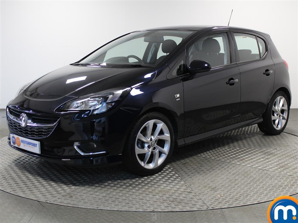 Vauxhall Corsa SRi Vx-line - Stock Number 1013313 Passenger side front corner