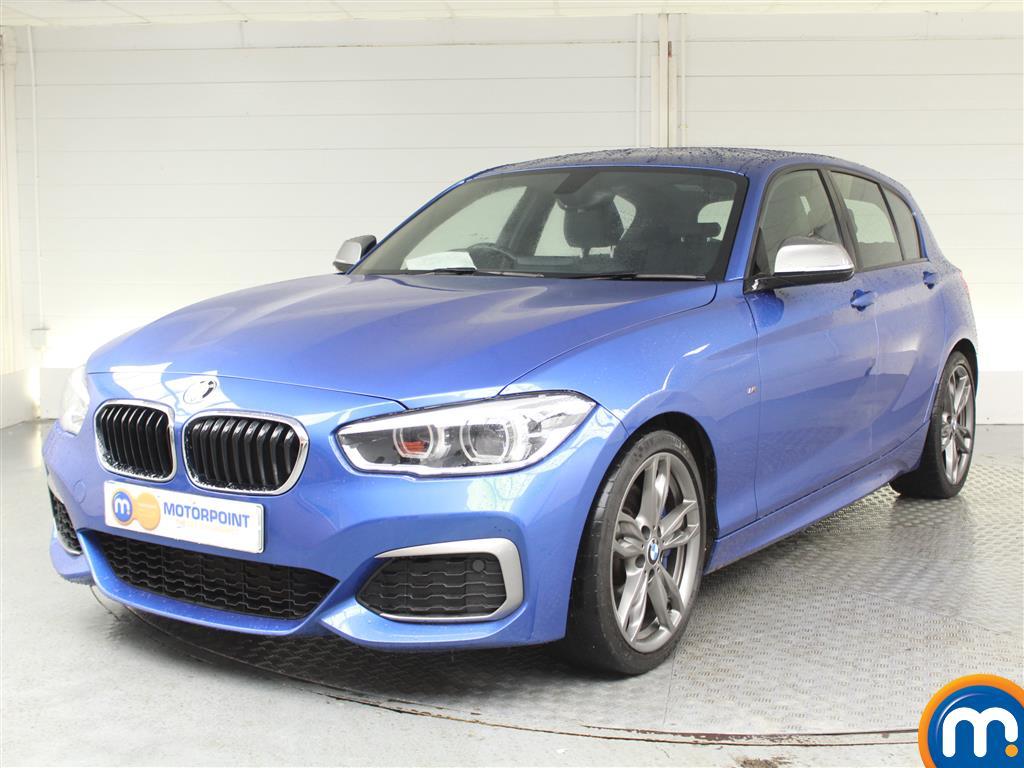 BMW 1 Series M140i - Stock Number (1023708) - Passenger side front corner