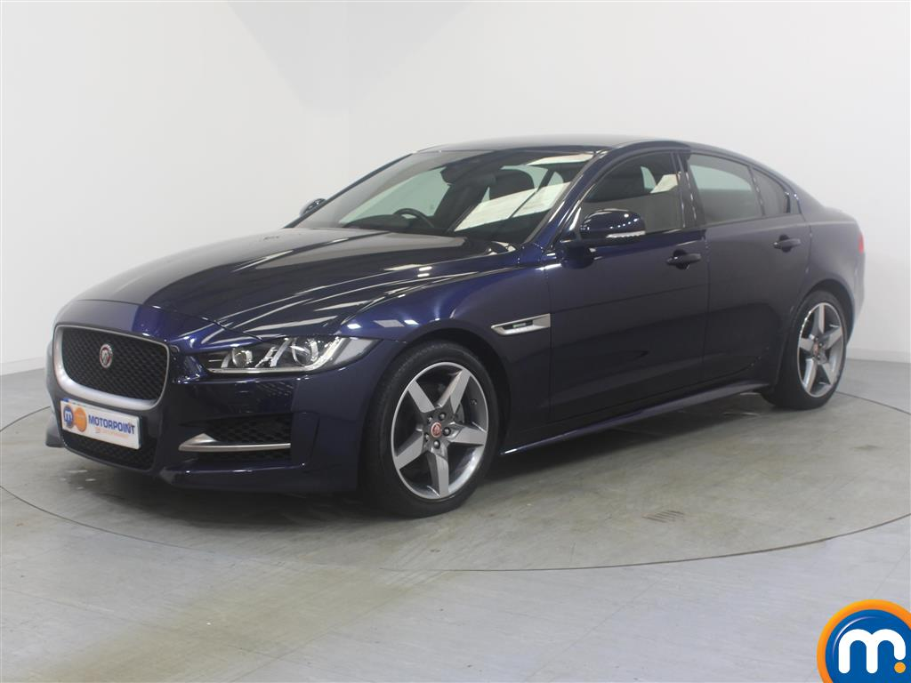 Jaguar XE R-Sport - Stock Number (1024336) - Passenger side front corner
