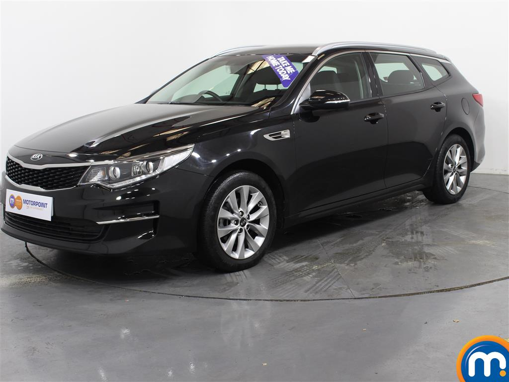 KIA Optima 2 - Stock Number (1019011) - Passenger side front corner