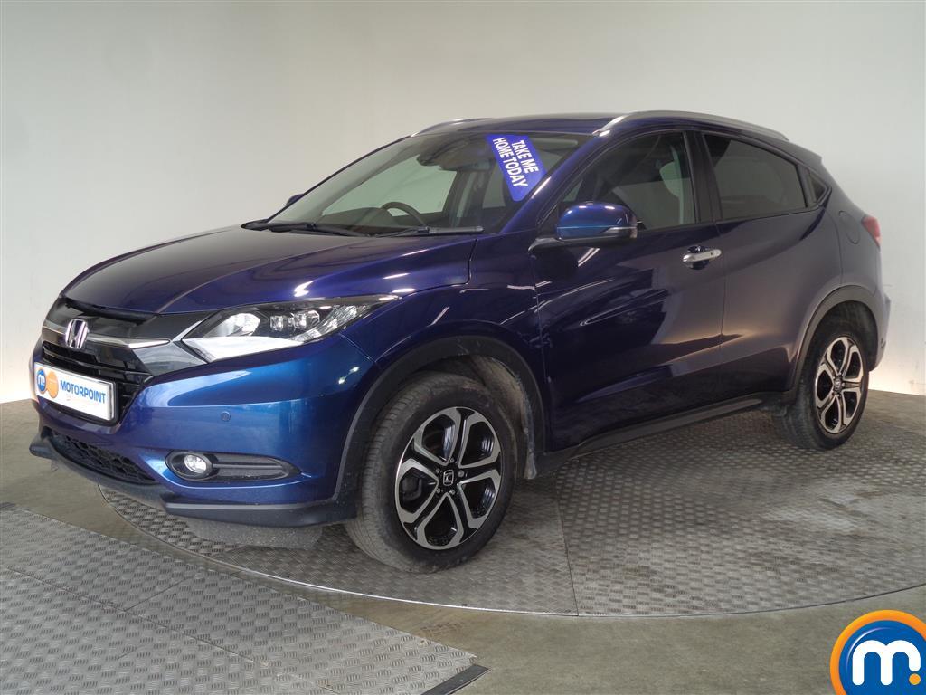 Honda Hr-V EX - Stock Number (1026180) - Passenger side front corner