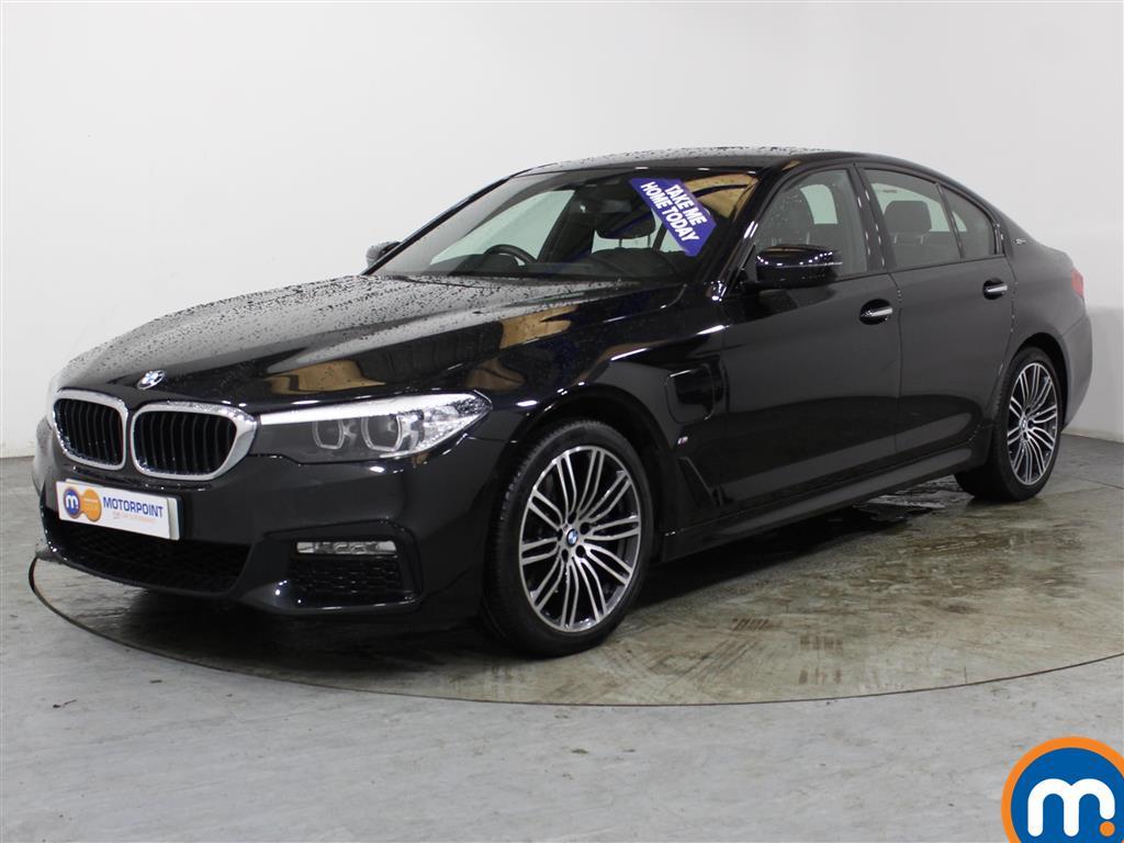 BMW 5 Series M Sport - Stock Number (1025614) - Passenger side front corner