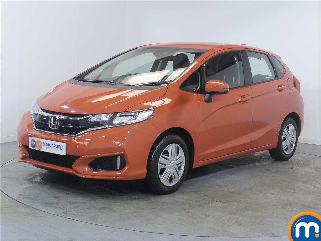 Honda Jazz S - Stock Number (1006224) - Passenger side front corner