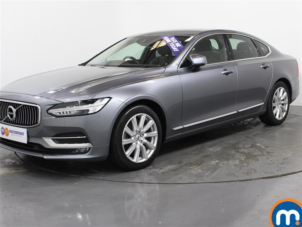 Volvo S90 Inscription - Stock Number (1003317) - Passenger side front corner