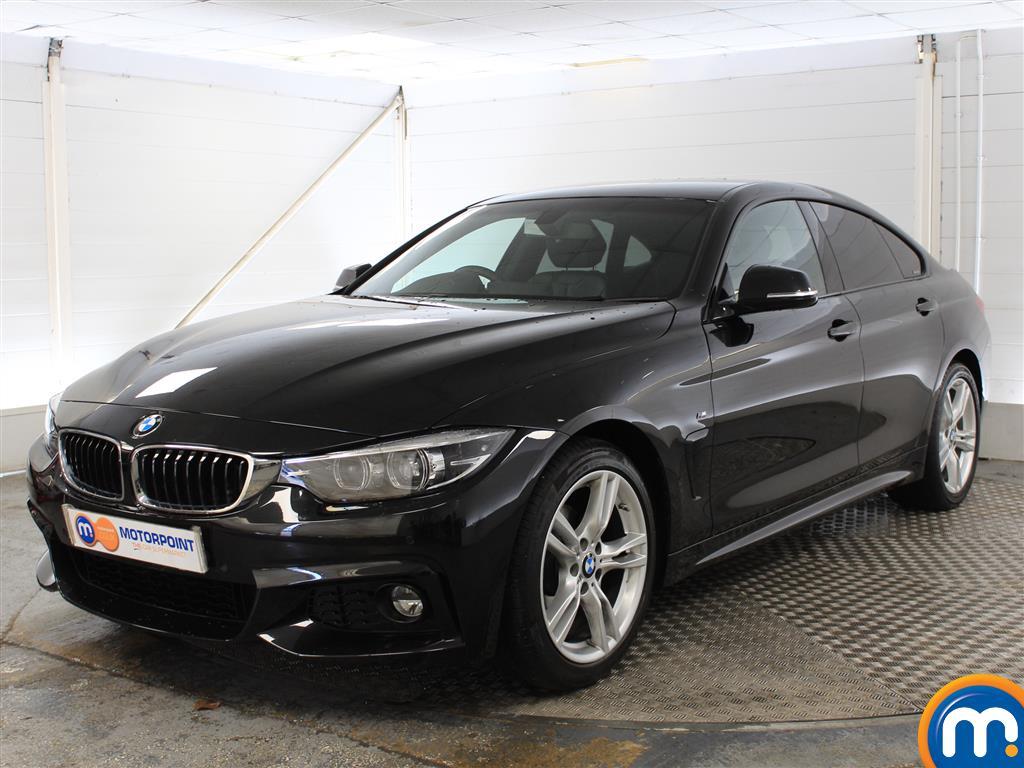 BMW 4 Series M Sport - Stock Number (1029023) - Passenger side front corner