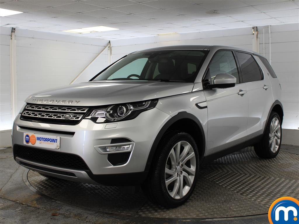 Land Rover Discovery Sport HSE Luxury - Stock Number (1024608) - Passenger side front corner