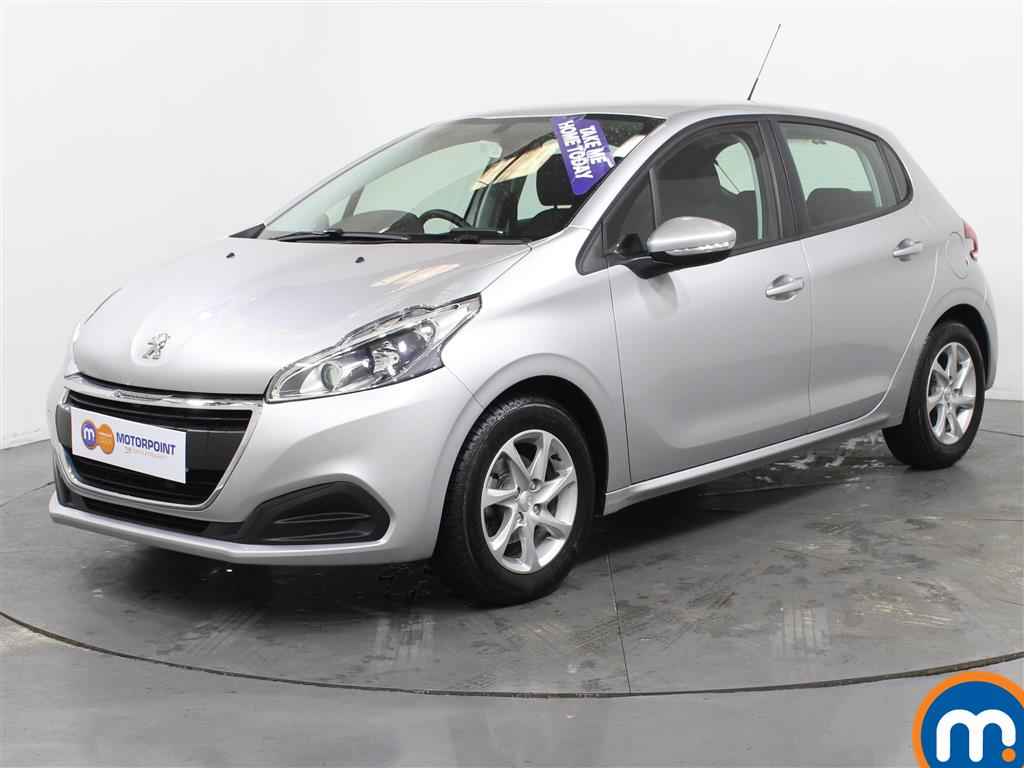 Peugeot 208 Active - Stock Number (1026137) - Passenger side front corner