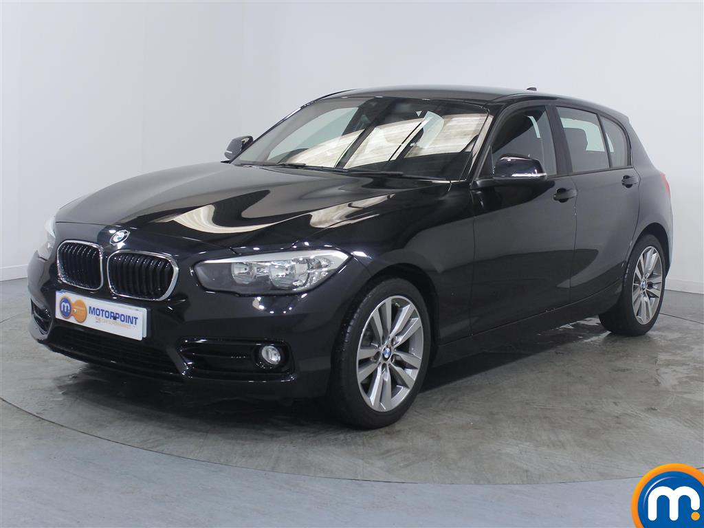 BMW 1 Series Sport - Stock Number (1014238) - Passenger side front corner