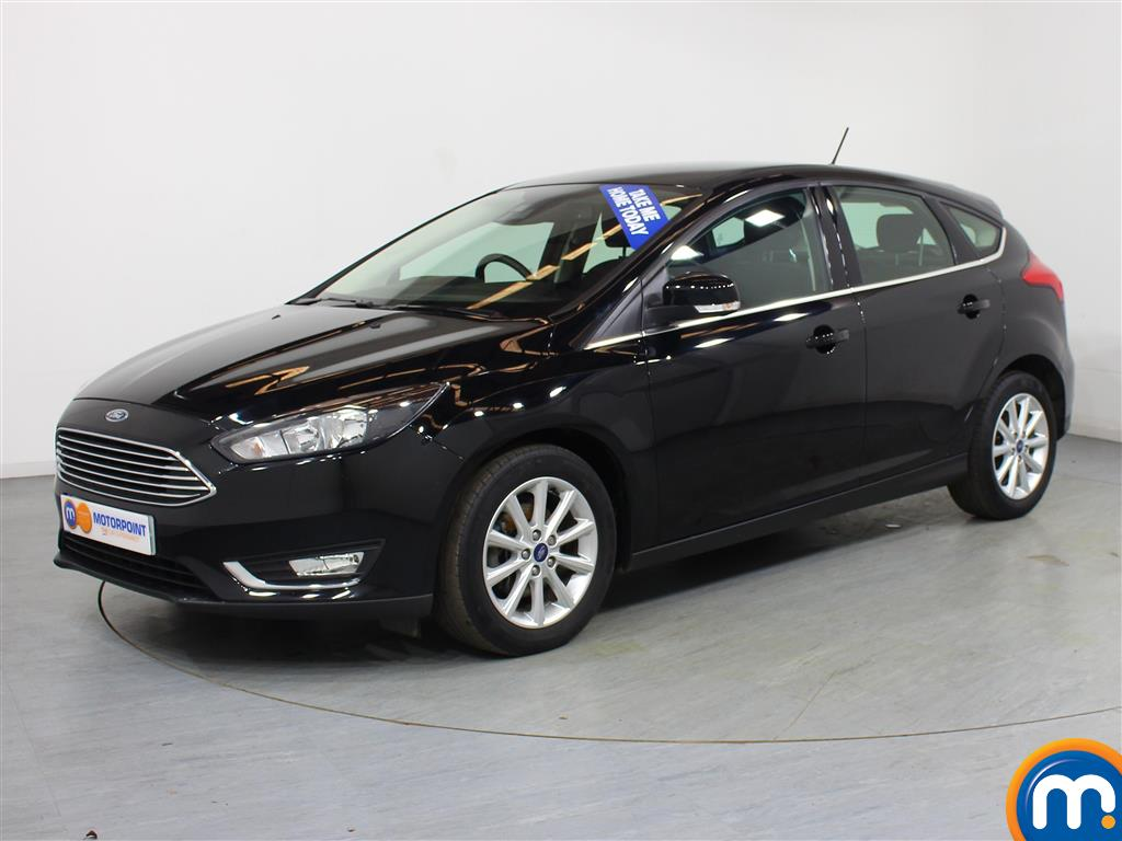 Ford Focus Titanium - Stock Number (1011346) - Passenger side front corner