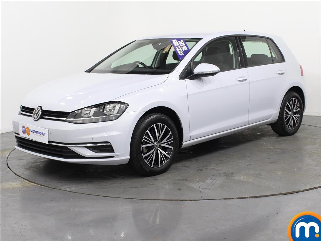Volkswagen Golf SE - Stock Number (1022568) - Passenger side front corner