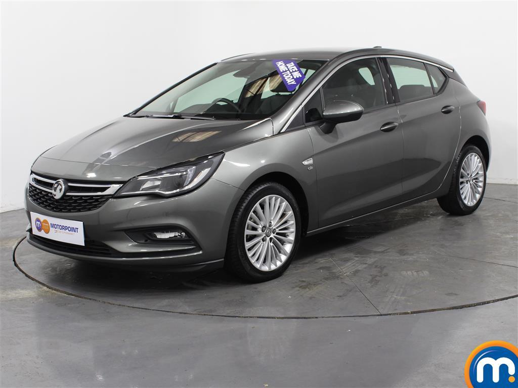 Vauxhall Astra Elite Nav - Stock Number (1024345) - Passenger side front corner