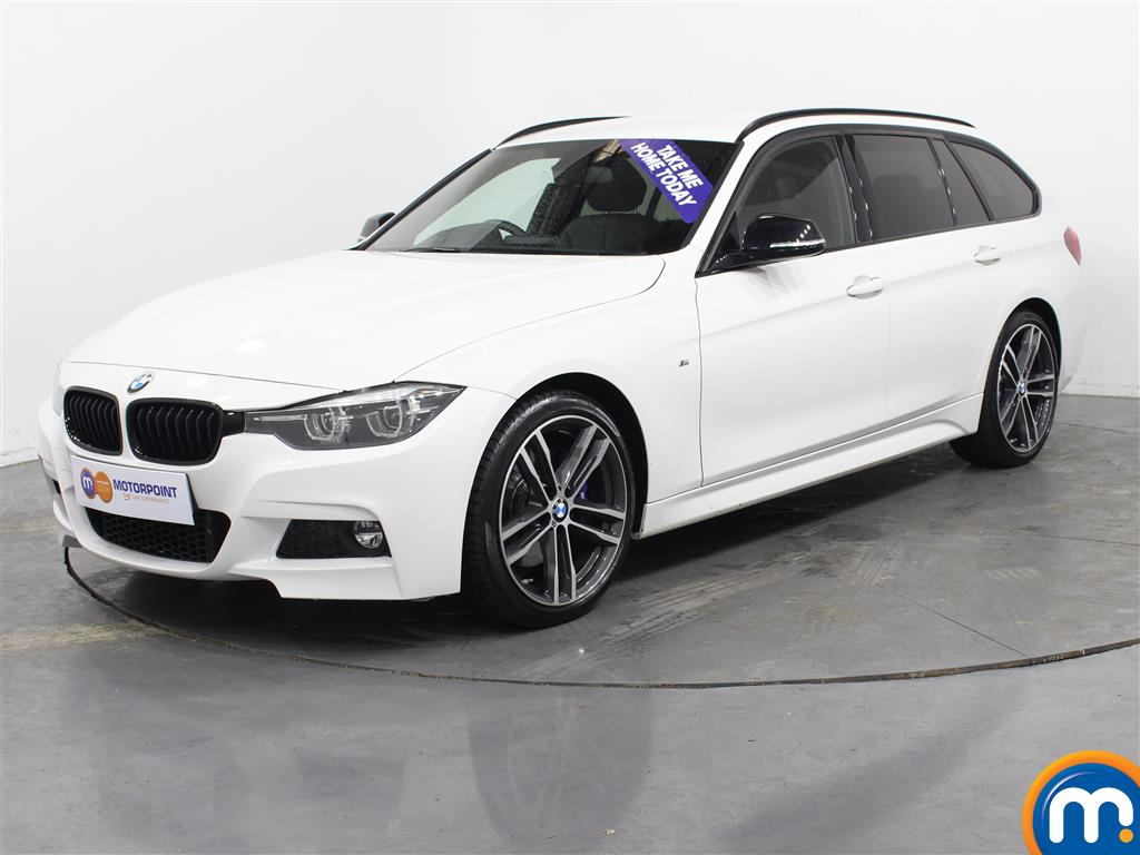 BMW 3 Series M Sport Shadow Edition - Stock Number (1018058) - Passenger side front corner