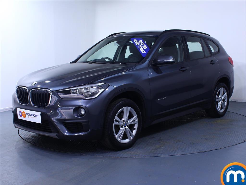 BMW X1 SE - Stock Number (1020953) - Passenger side front corner