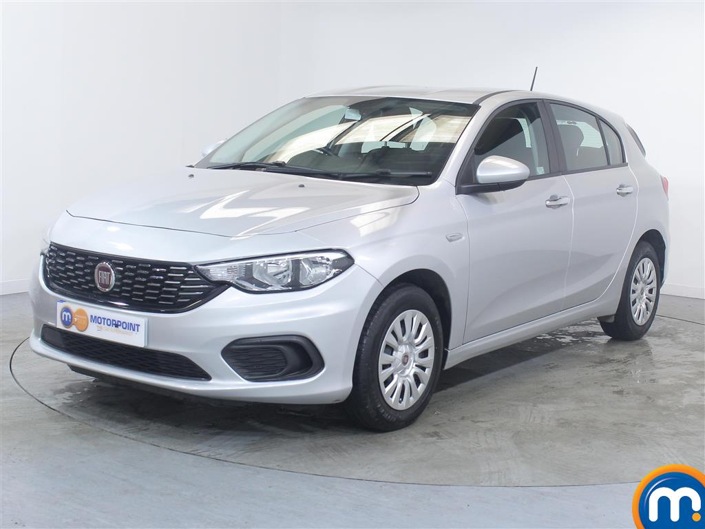 Fiat Tipo Easy - Stock Number (1011636) - Passenger side front corner