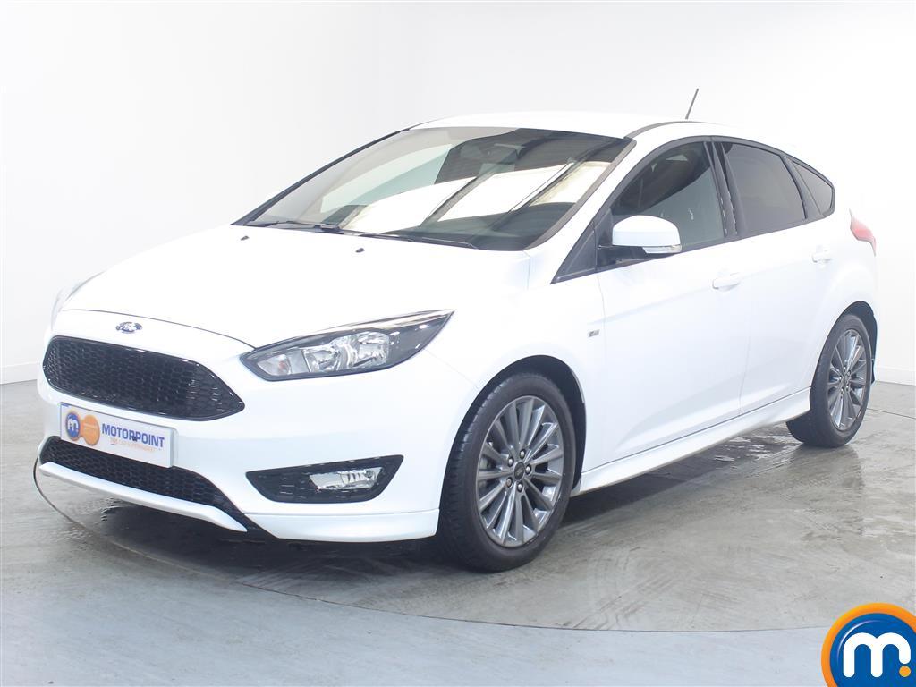 Ford Focus ST-Line - Stock Number (1013268) - Passenger side front corner