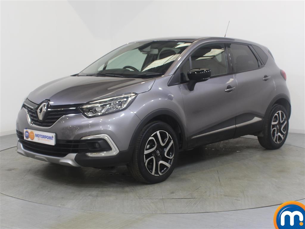 Renault Captur Dynamique S Nav - Stock Number (1027755) - Passenger side front corner