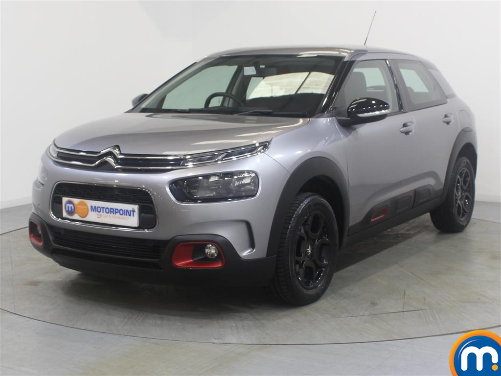 Citroen C4 Cactus Feel Edition - Stock Number (1026756) - Passenger side front corner