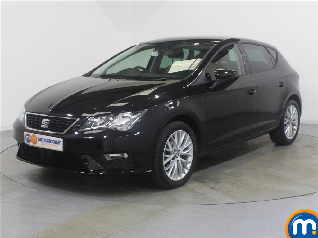 Seat Leon SE Dynamic Technology - Stock Number (1025828) - Passenger side front corner