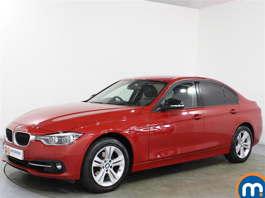 BMW 3 Series Sport - Stock Number (1018156) - Passenger side front corner