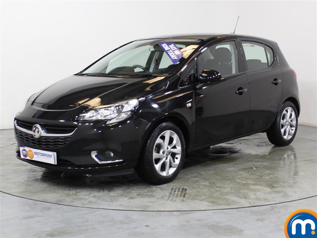 Vauxhall Corsa SRi - Stock Number (1016664) - Passenger side front corner