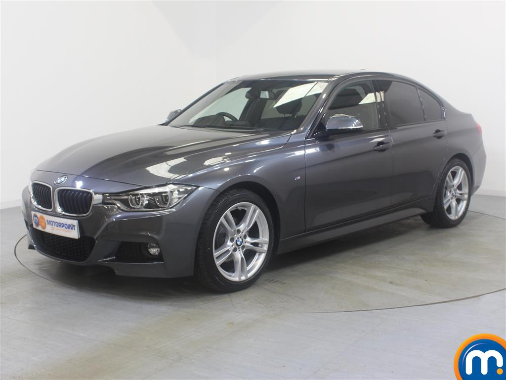 BMW 3 Series M Sport - Stock Number (1020994) - Passenger side front corner