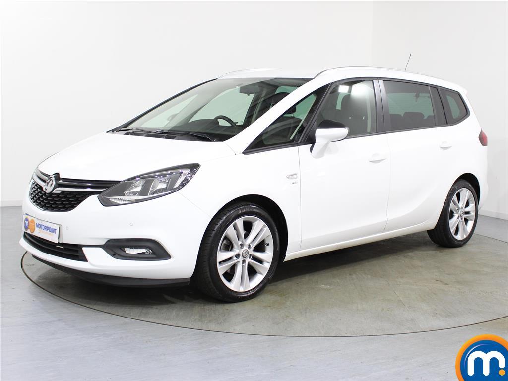 Vauxhall Zafira SRi - Stock Number (1024874) - Passenger side front corner