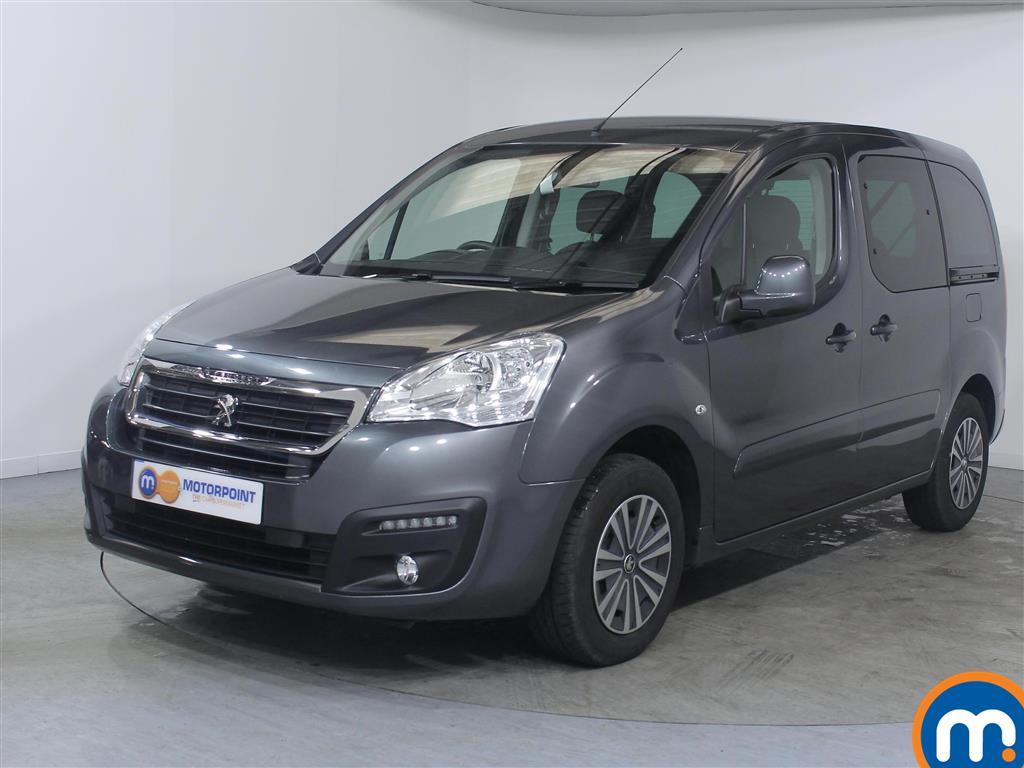 Peugeot Partner Tepee Active - Stock Number (1021364) - Passenger side front corner