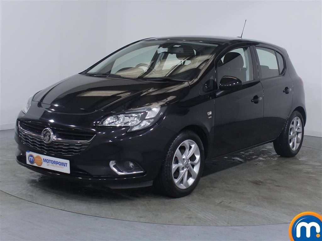 Vauxhall Corsa SRi - Stock Number (1019316) - Passenger side front corner
