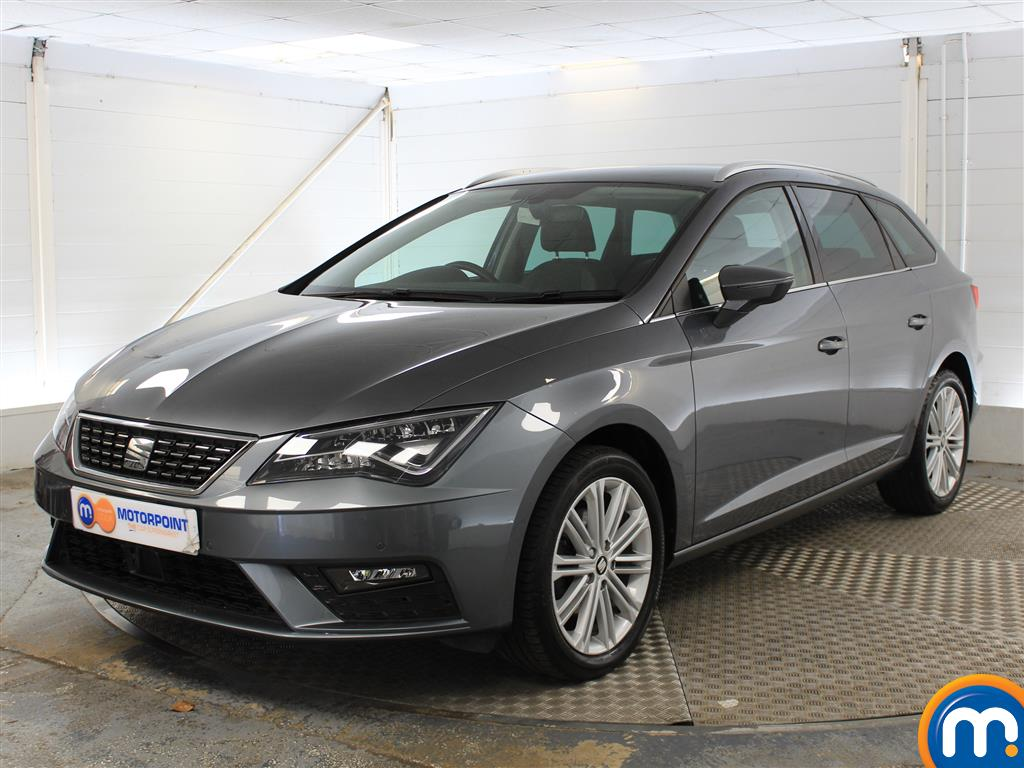 Seat Leon Xcellence Technology - Stock Number (1026897) - Passenger side front corner