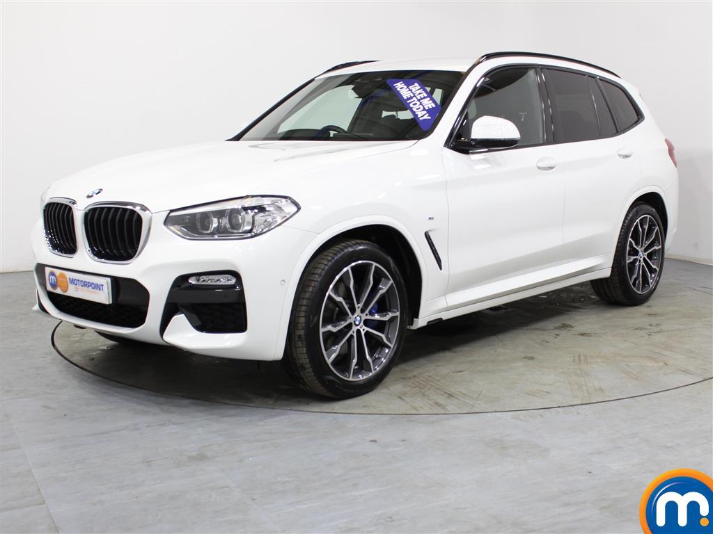 BMW X3 M Sport - Stock Number (1020344) - Passenger side front corner