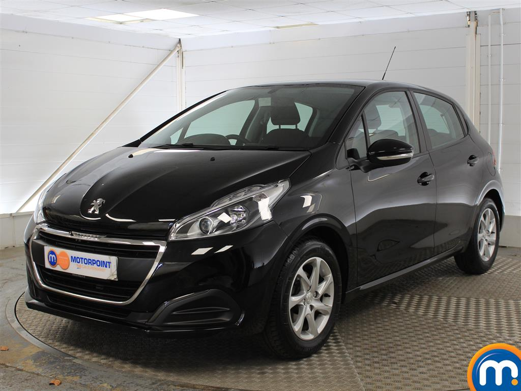 Peugeot 208 Active - Stock Number (1027821) - Passenger side front corner