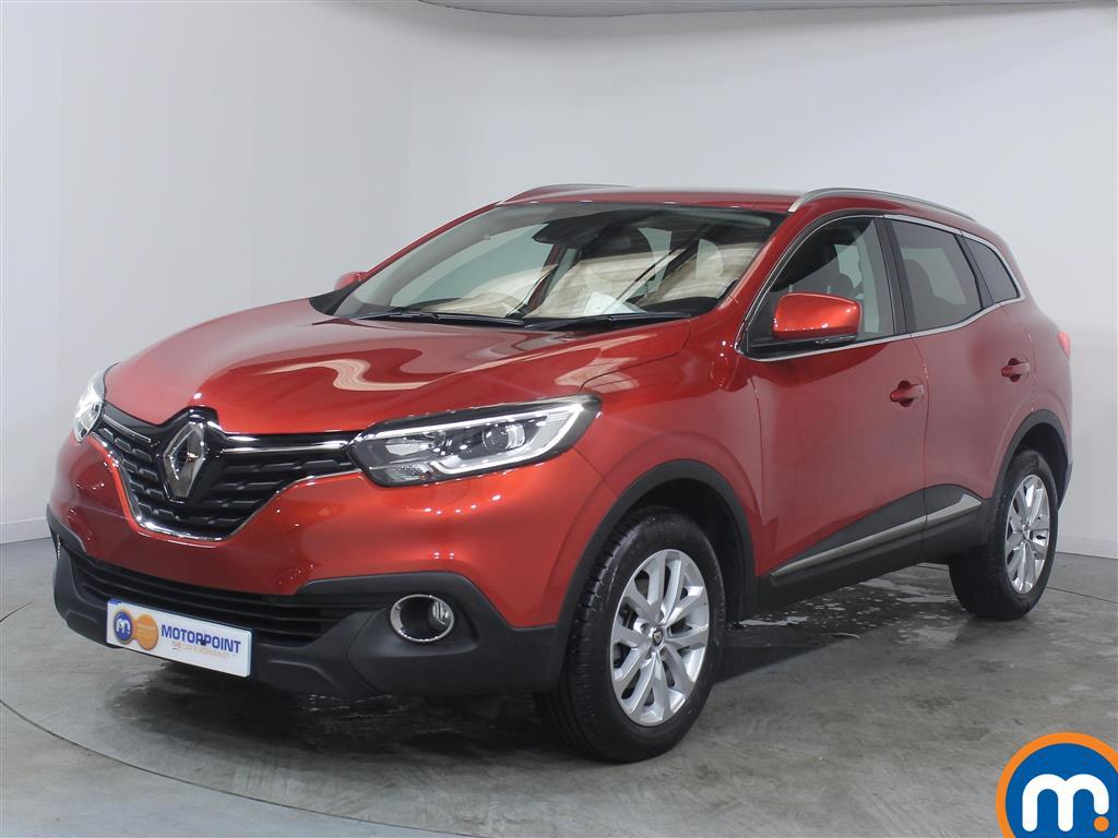Renault Kadjar Dynamique Nav - Stock Number (1020524) - Passenger side front corner